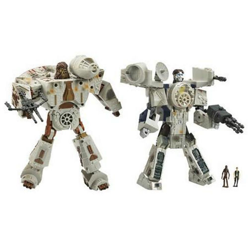 Custom Star Wars Vehicles. Star Wars and Transformers