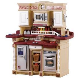 My Family Fun - Step2 Lifestyle PartyTime Kitchen Bi-level ...