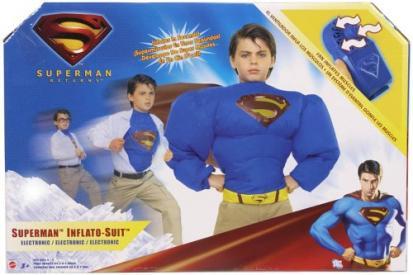 Superman Returns Inflato Suit