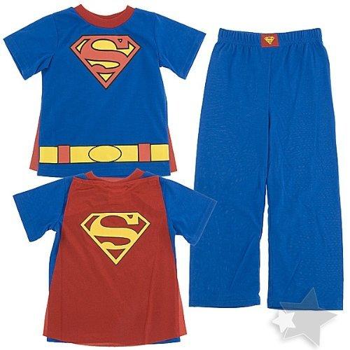 My Family Fun Superman Pajamas For Your Superhero