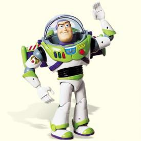 Talking Buzz Lightyear Doll