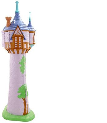 My Family Fun Disney Tangled Rapunzel Fairytale Tower A