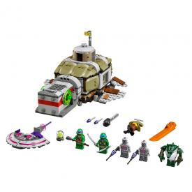 Teenage Mutant Ninja Turtles Sub Under Sea Chase
