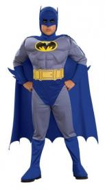 The Brave and the Bold Muscle Batman Costume