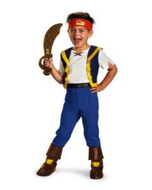 The Neverland Pirates Jake Deluxe Costume