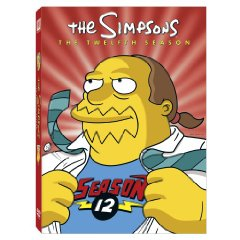 The Simpsons The Complete Twelfth Season