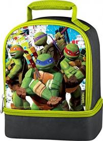 Thermos Dual Compartment Kit TMNT