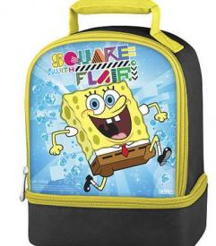 Thermos Sponge-Bob Dual Compartment Lunch Kit