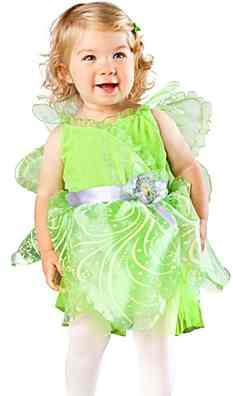 Picture 1 - Picture 2  sc 1 st  My Family Fun & My Family Fun - Tinker Bell Costume For infants and toddlers ...