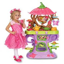 Tinker Bell Talking Cafe Play Set