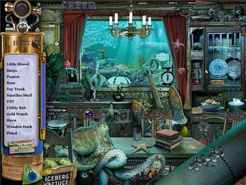 Titanic Hidden Expedition