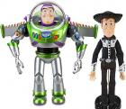  Toy Story 3 Talking Woody Buzz Lightyear 