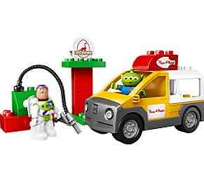 Toy Story Pizza Planet Truck