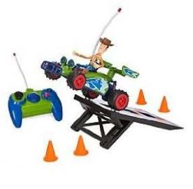 Toy Story Remote Control Buggy with Woody