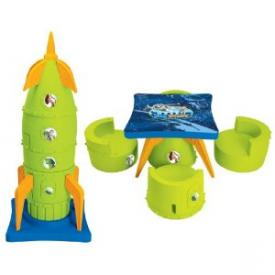 Toy Story Rocket Ship Table Set
