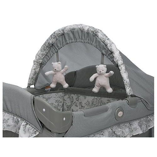 My Family Fun Graco Travel Lite Crib Bassinet For Use