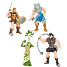 True Legends Heroes of Olympus Action Figure