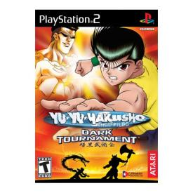Yu Yu Hakusho Ghost Files Dark Tournament PS2